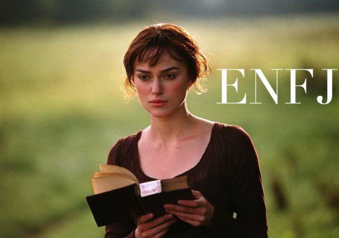 Elizabeth Bennett ENFJ   Pride and Prejudice. http://mbtifiction.com/2014/10/01/elisabeth-bennett-enfj/