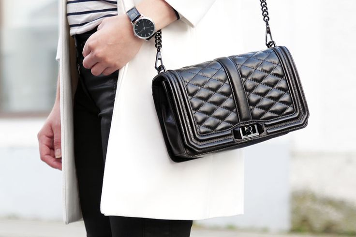 Therez.se - #rebeccaminkoff #handbag #bag #black