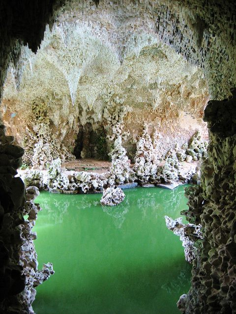 Painshill grotto
