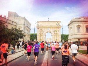 La Montpellier Reine ! Course de 4km à travers Montpellier pour soutenir la lutte contre le cancer du sein !