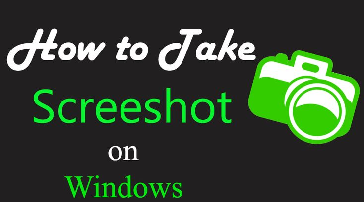 A Screenshot is an image which is taken of anything displayed on your screen. Here, in this article, we will tell you various methods of taking a screenshot in Windows.    You can easily take any screenshot on different platforms, and same applies for Windows. It comes with an in-built option th
