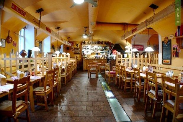 Restaurant Hloupý Honza