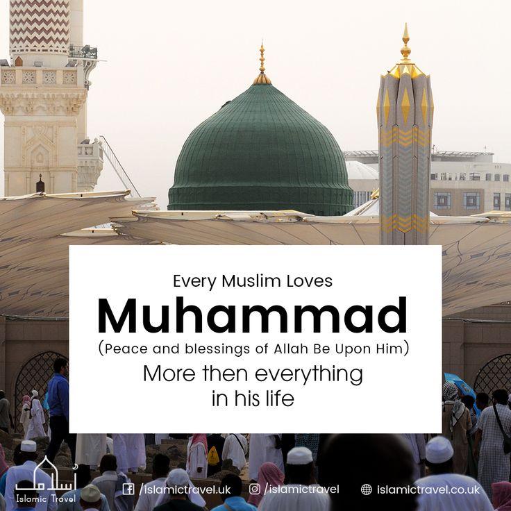 I love my beloved prophet s.a.w ❤❤❤