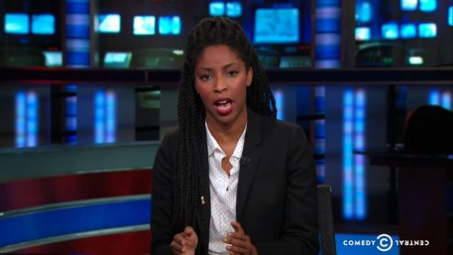 """Jessica Williams Would Rather See Women Get Money Than Be On Money - : """"I'd rather have ten full-Hamilton dollars than $8.45 of lady bucks."""""""