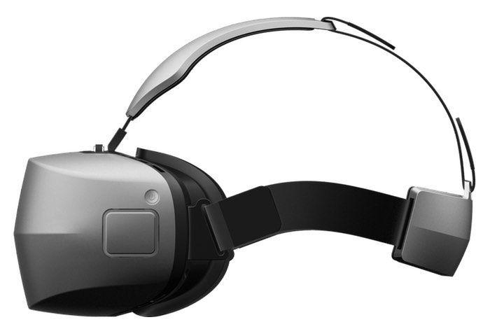 Ces 2017 Pico Neo Cv Un Casque Vr Chinois Sans Fil Autonome Wearabledevices Wearable Device Vr Headset Smart Glasses