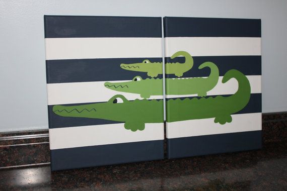 alligator nursery alligator madras alligator decor crocodile nursery wall decor alligator wall art decor jungle nursery alligator wall art
