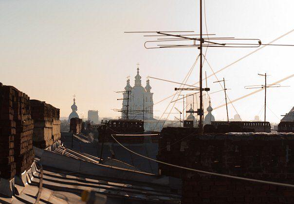 крыши Петербурга - Google Search