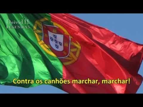 Arrepiante! A PORTUGUESA Hino Nacional de Portugal | 1001 TopVideos