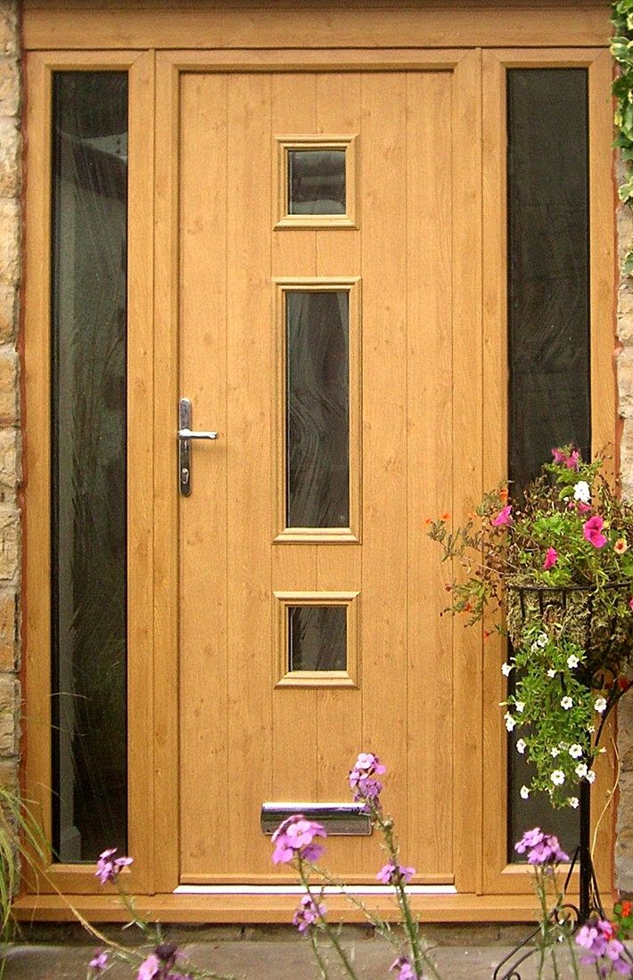 Genoa style Solidor in Irish Oak from The Italia Collection: http://www.solidor.co.uk/our-doors/the-italia-collection