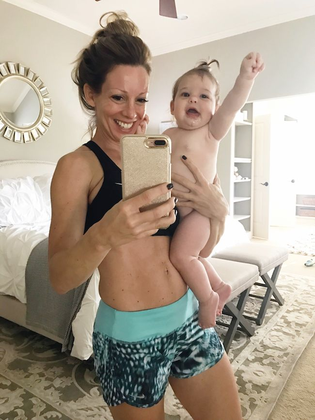 Body After Baby - 40 Day Fitness Challenge