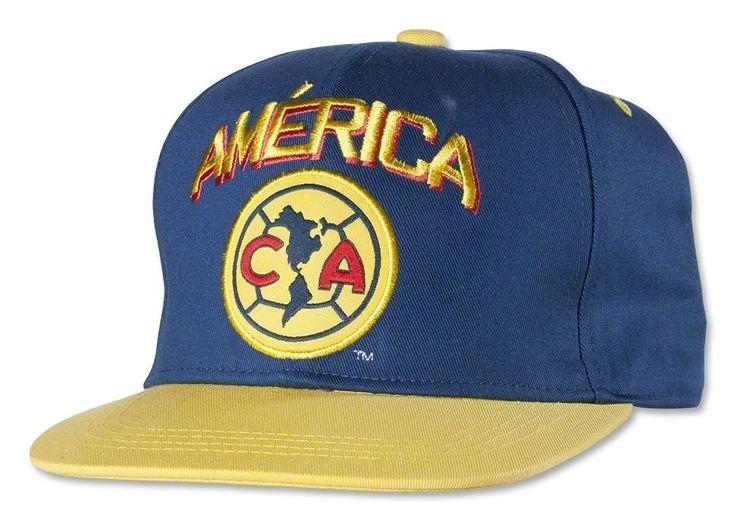 Club America Aguilas del America Cap Snapback Adjustable Hat Kids Toddler Youth  #Rhinox #clubAmerica