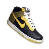 MENS NIKE DUNK HIGH (317982 071), 10 M (Apparel)By Nike