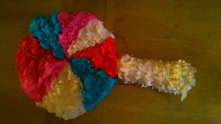 πινιάτα piñata piniata lollypop γλυφιτζούρι birthday party γενέθλια