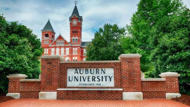 The Best Colleges With Tuition Under 20k Auburn University
