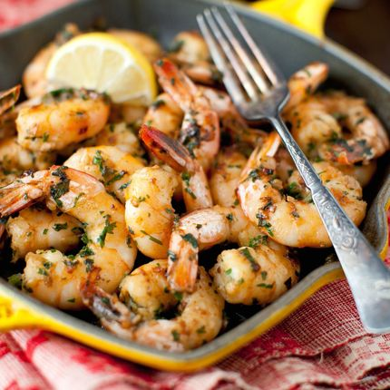 Lemon Garlic Shrimp - Recipes - Sprouts Farmers Market