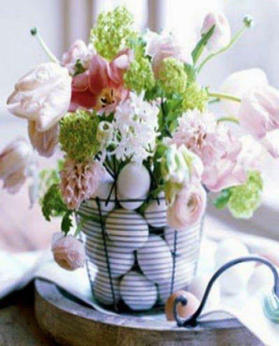 Easter decorations easter pinterest for Easter decorations for the home pinterest