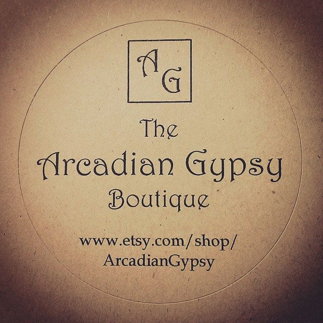 Good Morning! Today is Small Business Saturday. To celebrate and support fellow small businesses everywhere, I am holding a 12-hr sale today from 10a to 10p CST:  - 20% off the signature Rebel Line Leather Cuff/Gauntlet; this is the inspiration that started Arcadian Gypsy!  - Discounts on The Darndest Things line; I will post about these throughout the day.  - New listings having been posted in my brand new Arcadian Gypsy Baubles line. These are one-of-a-kind designs!  - I'm also holding a…