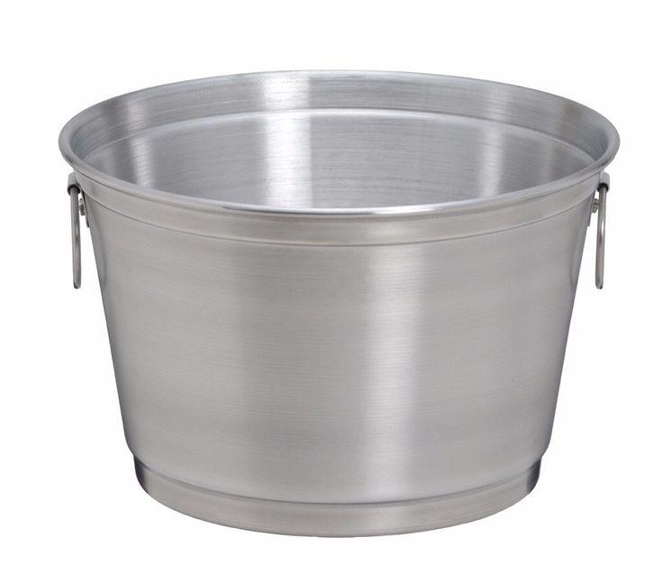 balde de gelo em aluminio