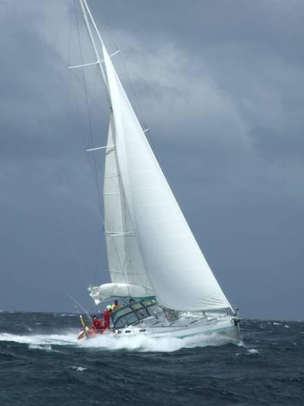 Sailing...Cigale 16