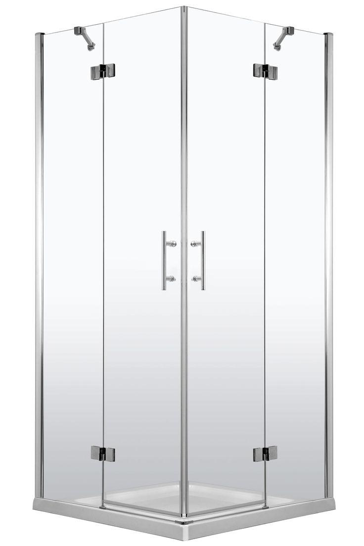 Kabina prysznicowa Abelia KTA 043P marki DEANTE to kabina kwadratowa o wymiarach 90x90 wys. 200 cm. Wykonana jest z bezpiecznego szkła hartowanego o gr. 6 mm z powłoką Active Cover. Zaletą kabiny jest montaż bez brodzika.