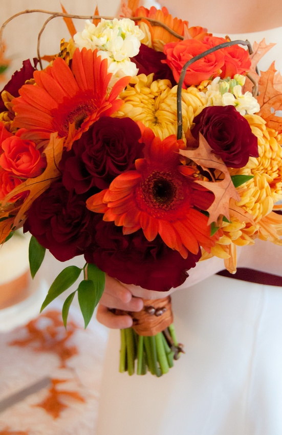 Fall Gerbera Daisy Bouquet 29 best images ...