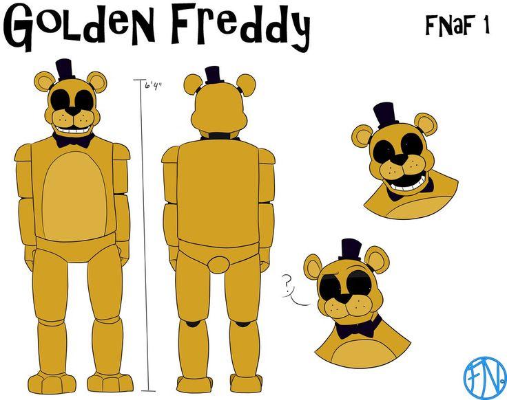 Golden freddy fanfiction