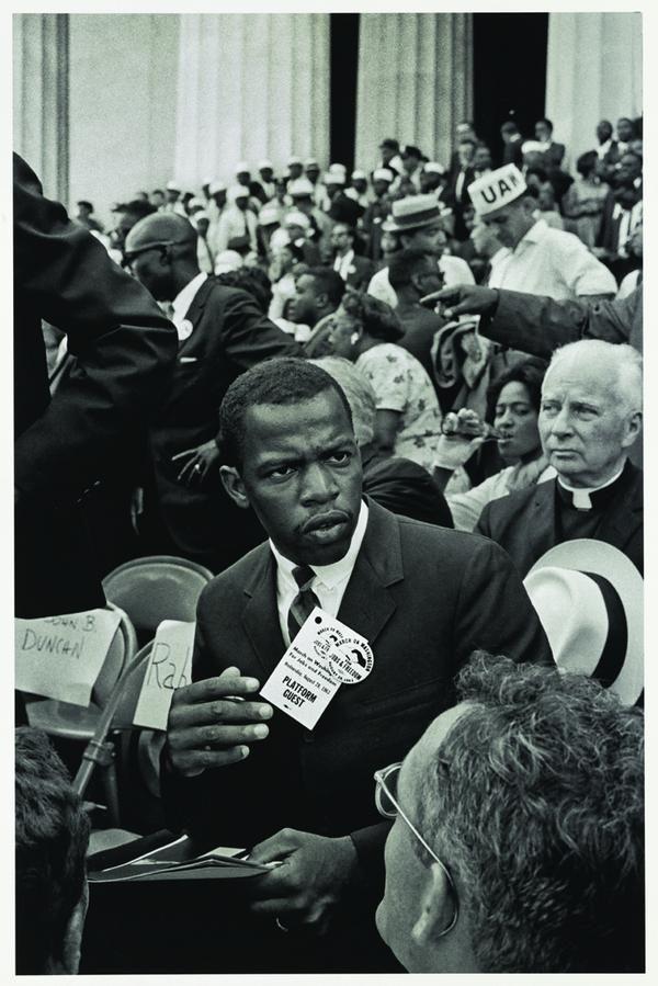 John lewis march on washington 1963 culturesoul civil - John lewis shopkins ...