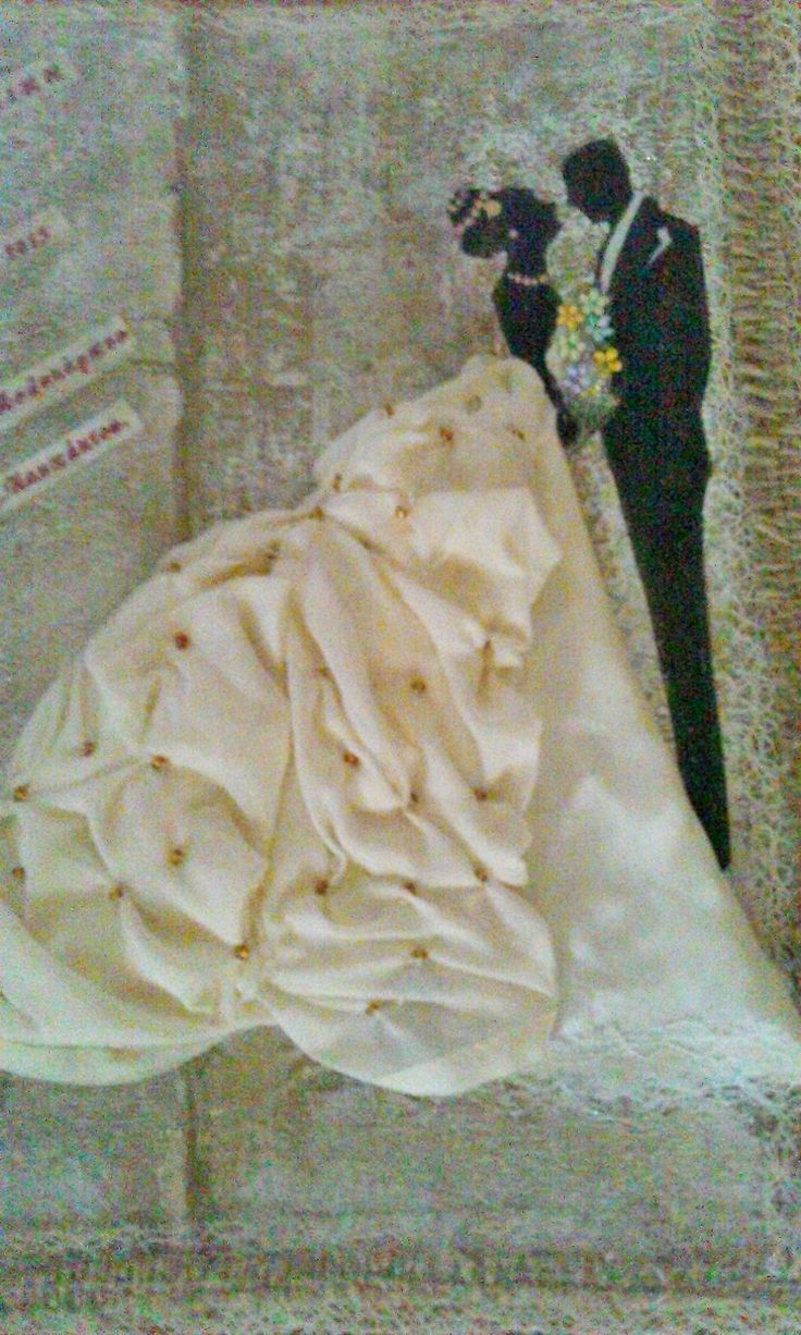 close up to wedding wishbook