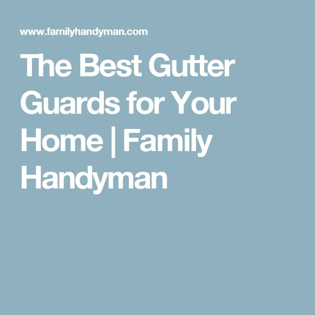 Best 25 Gutter Guards Ideas On Pinterest Gutter Mesh