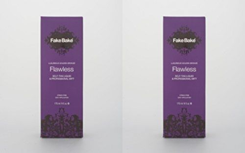 Sunless Tanning Products: Fake Bake Flawless 170 Ml / 6 Fl Oz - Set Of 2 -> BUY IT NOW ONLY: $30.17 on eBay!