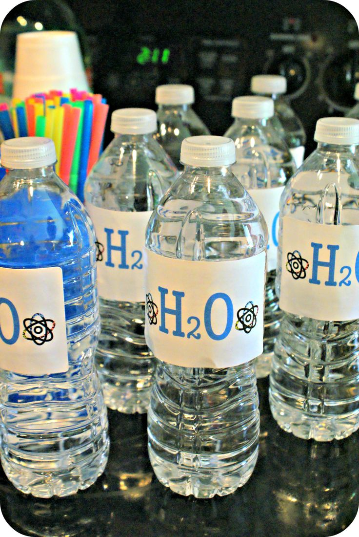 Mad Science Party H2O