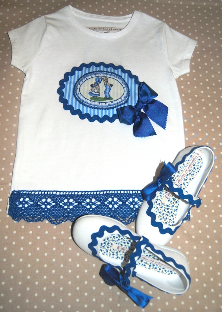 #camiseta niñas y #mercedes