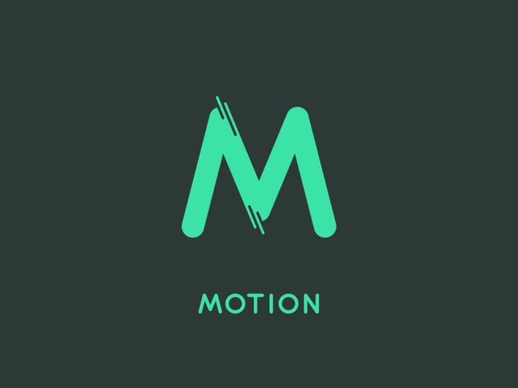 "This is a simple ""M"" which has the outlines animated first, then the rest is filled in. It looks like it's made from electricity during the animation, then transitions to the more traditional style of logo."