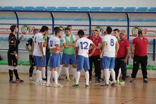 Calcio a 5 Potenza Picena-Montesilvano 8-3: la cronaca