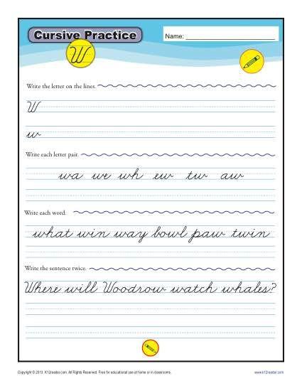 26 best handwriting worksheets images on pinterest alphabet worksheets cursive alphabet. Black Bedroom Furniture Sets. Home Design Ideas