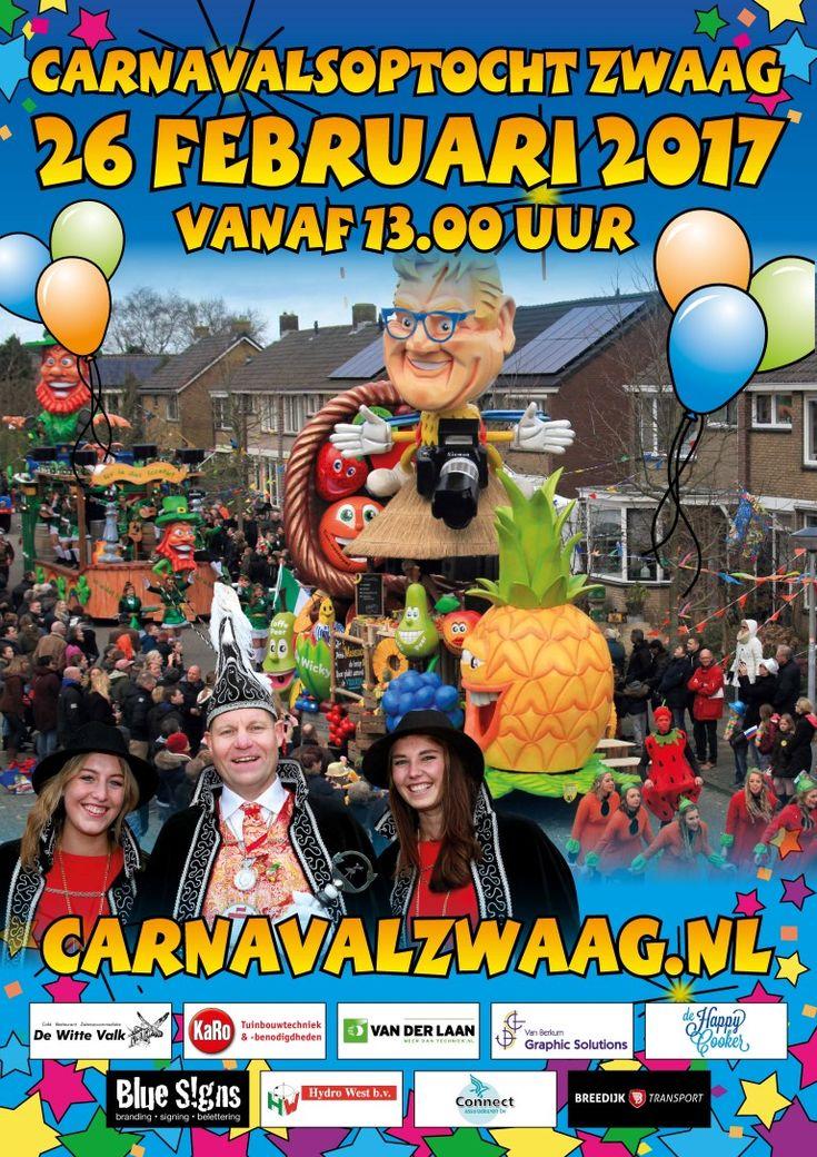 Bekers in etalage   Nieuws   Carnavalsvereniging Het Masker Zwaag 2017
