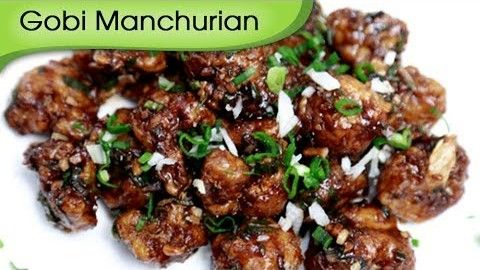 Gobi Manchurian | Easy To Make Indo Chinese Recipe | Veg Starter Recipe By Ruchi Bharani