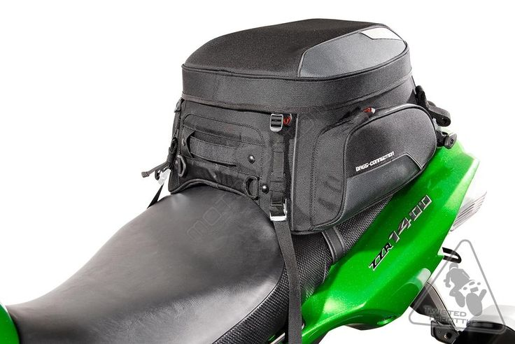 SW-MOTECH Bags-Connection EVO Rearbag motorcycle luggage system
