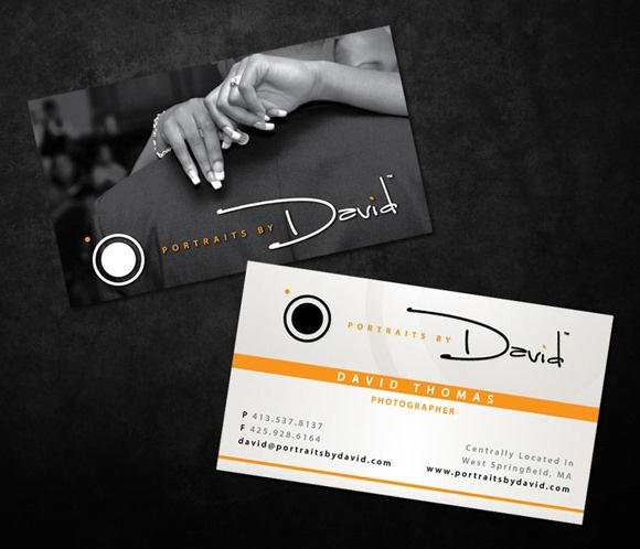 48 best business card ideas images on pinterest card ideas carte beautiful and inspiring sample of photographer business cards designed for david thomas by reheart Gallery