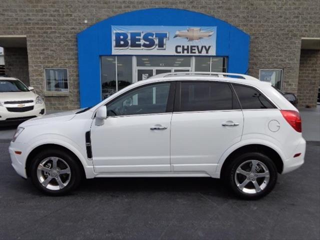 #Best #Chevy #Upstate #CERTIFIED #2013 #CHEVROLET #CAPTIVA #LT #Car #ForSale #Dealer #Dealership