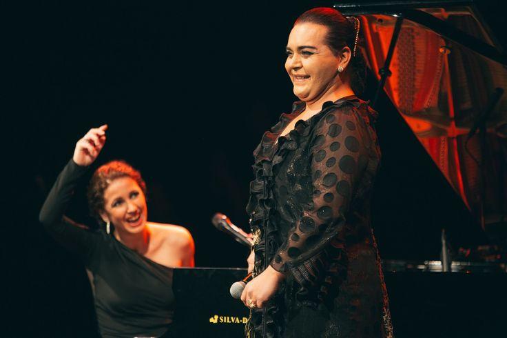 Laura de los Ángeles & Falete   Teatro Lope de Vega