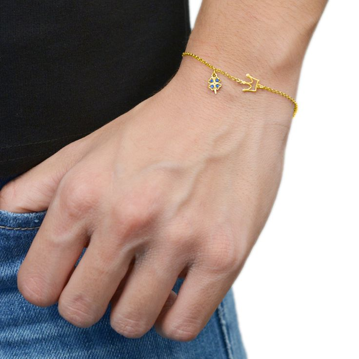 Crown Bracelet Sterling Silver 925,Rose Gold Bracelet,Yellow Bracelet,Tiny Crown Bracelet,Mom Gift,Hearts Bracelet, Bridesmaid Gift by AmorAmorSilver on Etsy