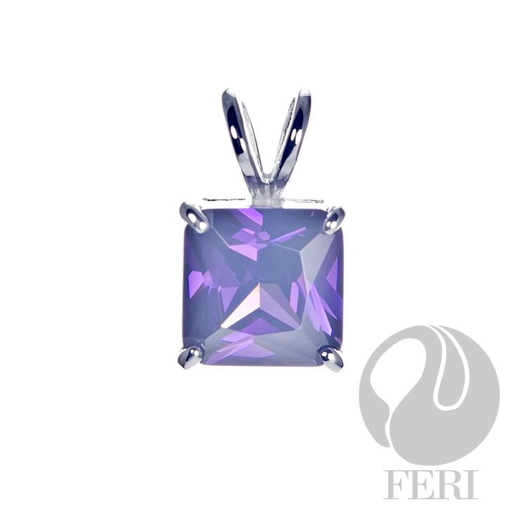 FERI- Mulberry Spark Pendant