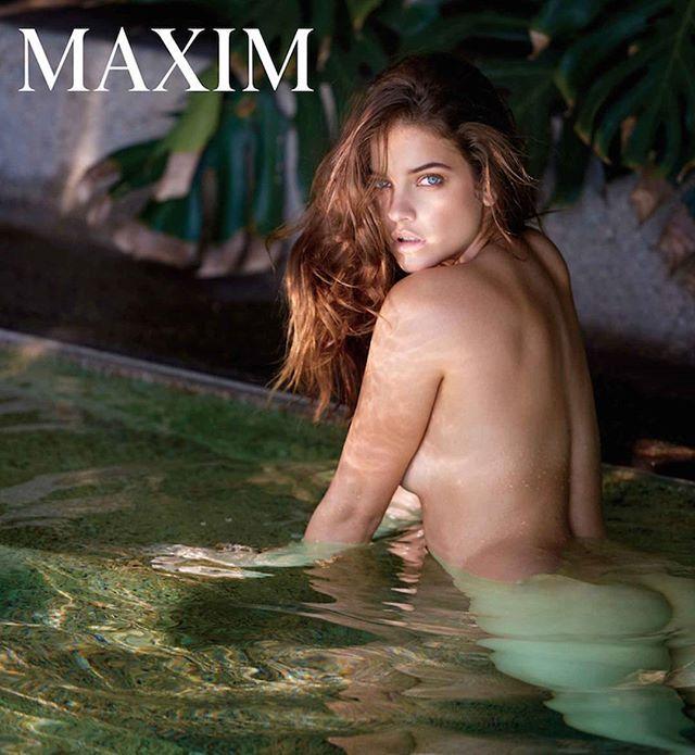Barbara for Maxim December 2016 / January 2017 (© maxim.com) — #barbarapalvin