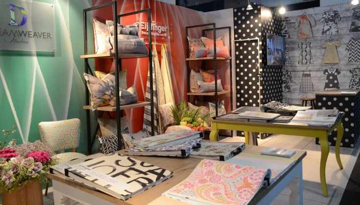 Our Stand at 100% Design 2015