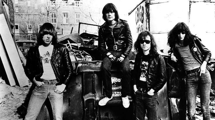 Juxtapoz Magazine - Hey! Ho! Let's Go: Ramones and the Birth of Punk
