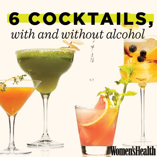 38 best images about happy hour on pinterest fruity for Drink recipes without alcohol