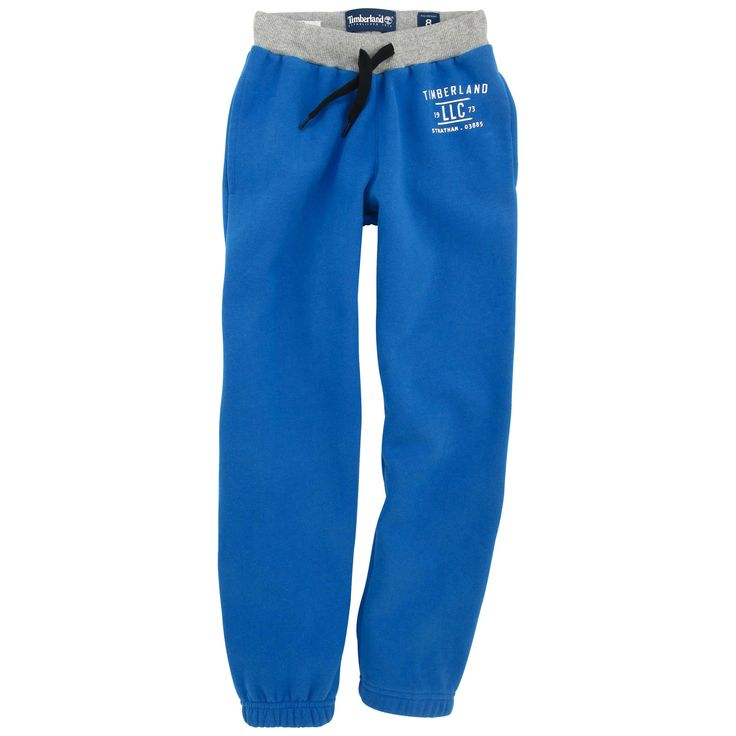 All products from the Earthkeepers collection are made of natural or recycled material. They feature durable construction and are kind to the environment. These royal blue fleece pants are soft, durable and crafted from 100% eco-conscious organic cotton. Mottled grey ribbed waistband with drawstrings. Side pockets. - 39,00 €