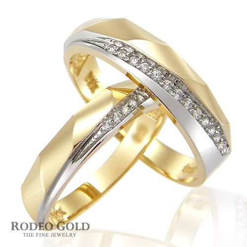 Gold Engagement Rings Tcr05892