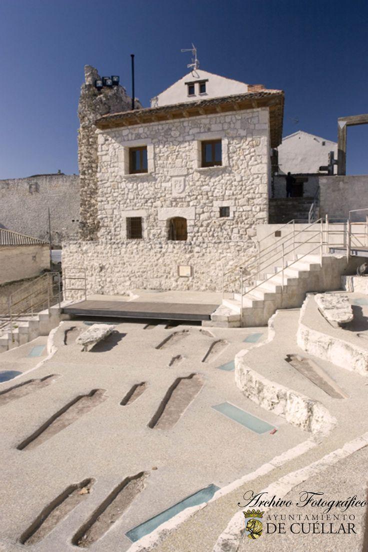 Parque arqueol gico medieval iglesia de san esteban cu llar segovia cu llar - Oficina turismo segovia ...